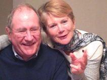 Opa en Nina
