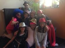 Rianne et ses copines