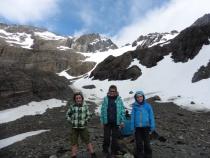 Gletsjer las Martial