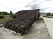 vulkaanstenen dak