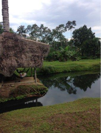 Sinchi Warmi en het huis van de spin