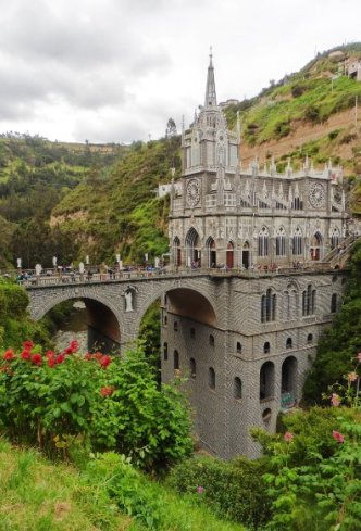 Las Lagas: Lourdes in Zuid Amerika
